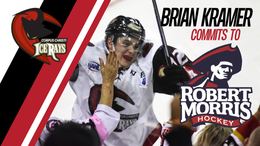 KRAMER COMMITS TO ROBERT MORRIS